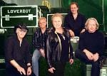 Book or hire rock musicians Loverboy