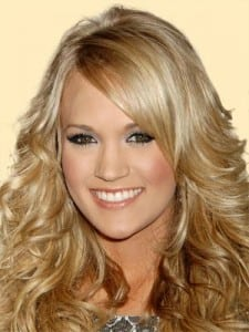 Book or Hire country singer Carrie Underwood