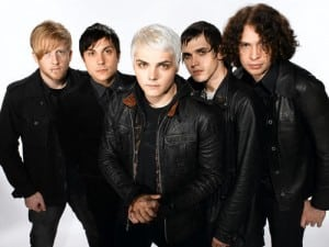 Book or hire Rock Musicians My Chemical Romance