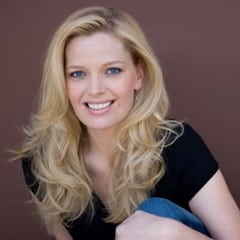 Book or hire standup comedian Melissa Peterman