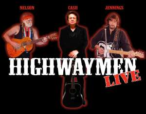 Book or hire Highwaymen Tribute Band of Willie, Waylon and Johnny