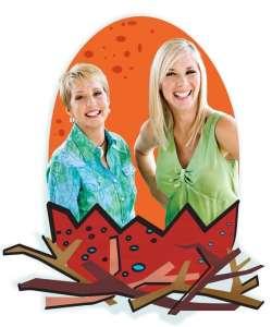 Book or hire Hen Party - Standup comics Karen Mills and Leanne Morgan