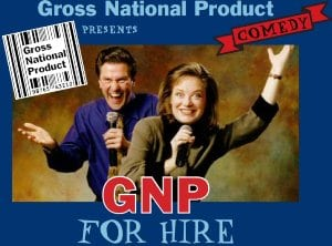 Book or Hire Gross National Product