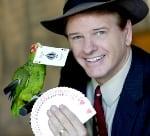 booking agent and agency hiring comedian magician Dana Daniels