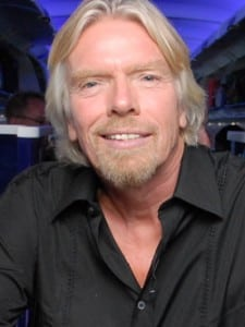 Book or hire Sir Richard Branson