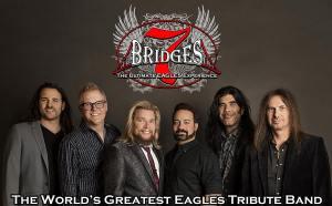 Book 7 Bridges Eagles Tribute Show
