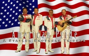 American Pride band booking agency