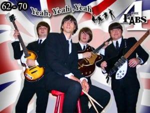 Book Beatles Tribute Show Beatlemania