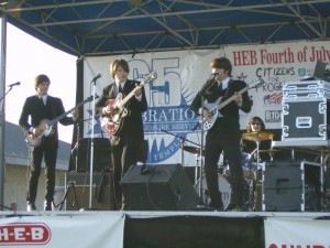 Booking Beatles Tribute Band Beatlemania64