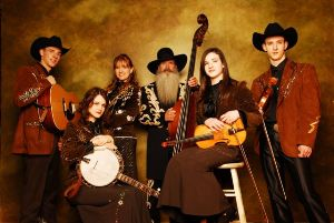 Book or Hire Bluegrass Musicians Cherryholmes