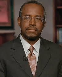 Dr. Ben Carson Booking Agency Agent