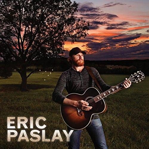 Eric Paslay singer hire book