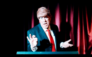 Donald Trump Impersonator booking agency