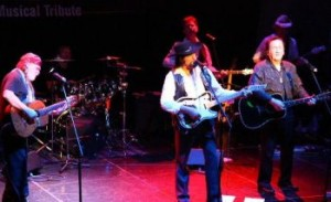 Best booking agency and agent for performing arts center to hire The Highwaymen Live country tribute band.