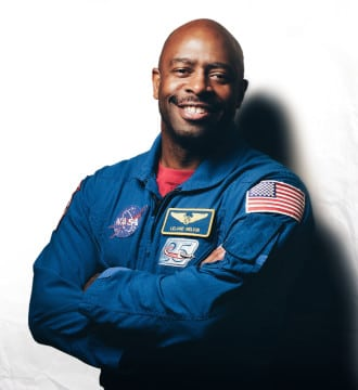 Leland Melvin Astronaut Athlete Keynote Speaker Booking Agency