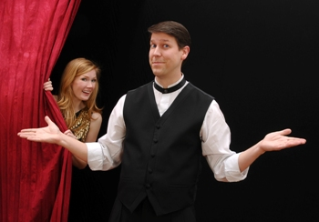 Mark Robinson Magician Booking Agency Agent