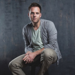 Agent and agency booking and hiring contemporary Christian musician Matthew West