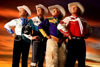 Riders In The Sky Country and Western Singers Booking Agency