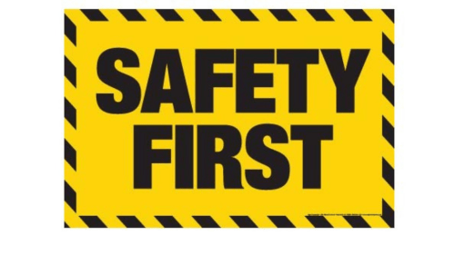 Booking Hiring Safety Speakers