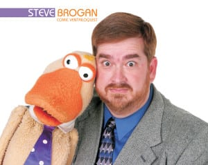 Steve Brogan Ventriloquist Agency