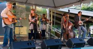 Book or Hire the Bankesters bluegrass band agent