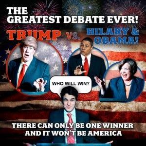 2016 Political Comedy Show