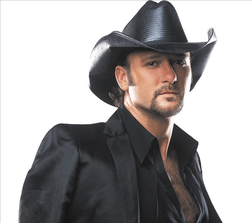 Best booking agency and agent for hiring country music singer Tim McGraw