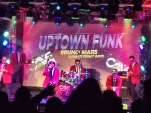 Uptown Funk tribute band booking agency