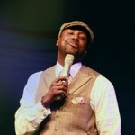 Comedian Marcus D. Wiley Bishop Secular Agency and Booking Agent