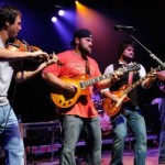 Zac Brown Band booking agency and agent