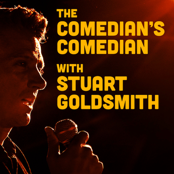 The Comedian's Comedian - 127 – Gavin Webster (Live)
