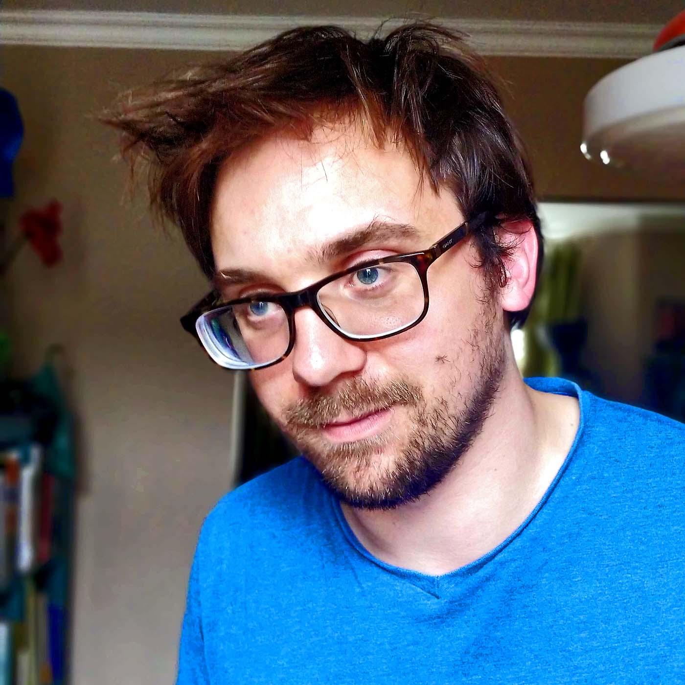 The Comedian's Comedian - 350 – Mat Ewins