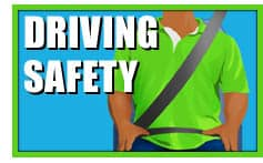 ComedyGuys Defensive Driving discusses Child Safety Seats