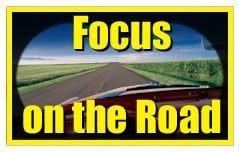 a distracted driver is a dangerous driver. focus on the road.