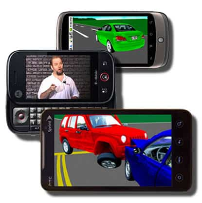 defensive driving for the mobile web