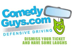 puns - comedy and defensive driving