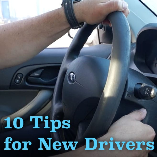 tips for new drivers