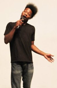 Terrell D Marrow Stand-up Comedian