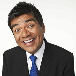 """George Lopez """"Lopez Tonight"""" talk show For TV TBS"""