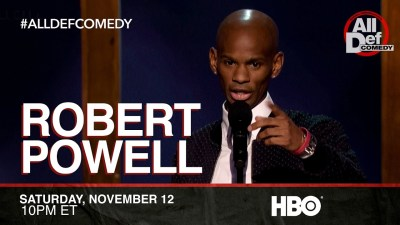 All Def Comedy HBO Robert Powell