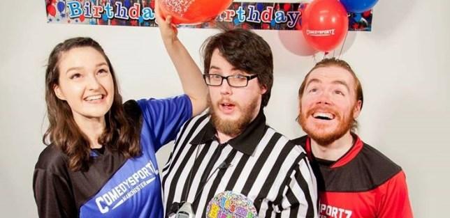 Birthday Party ComedySportz