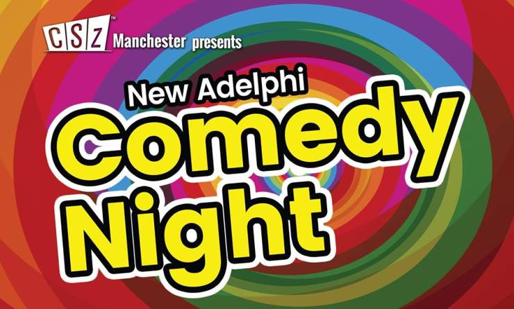 New Adelphi Comedy Night