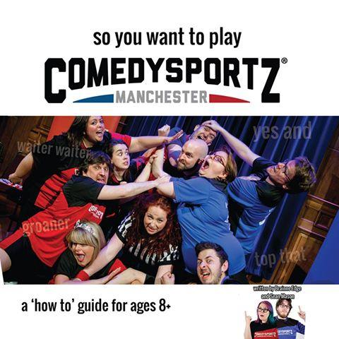 ComedySportz Manchester Book