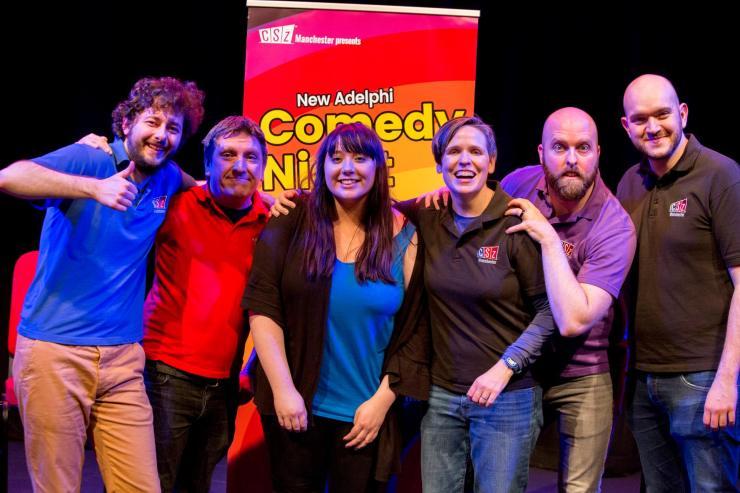 Comedy Night Salford University