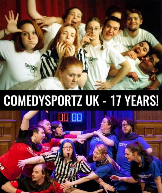 ComedySportz Improv Manchester Chorley