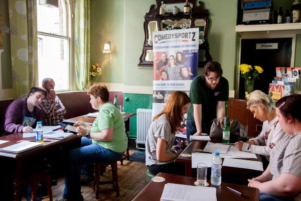 Sketch Writing Workshops Manchester