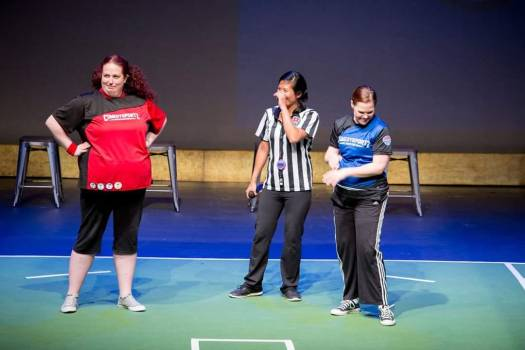 CSz Worldwide Women Improv