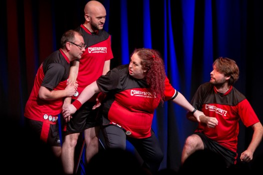 ComedySportz Improv Comedy North West England