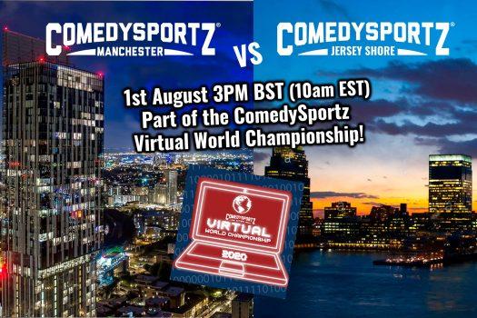 Watch ComedySportz World Championship Online