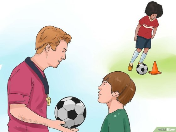 Immagine titolata Become a Professional Soccer Player Step 5